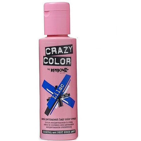 Crazy Color Lilac No.55 100 ml