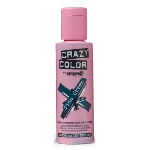 Crazy Color Pine Green No.46 100 ml