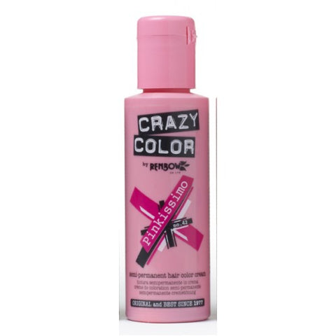 Crazy Color Pinkissimo No.42 100 ml