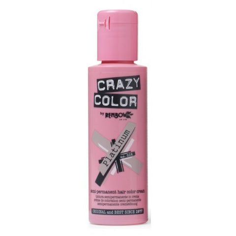 Crazy Color Platinum No.28 100 ml