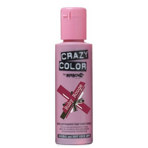 Crazy Color Ruby Rouge No.66 100 ml