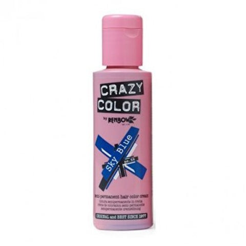 Crazy Color Sky Blue No.59 100 ml