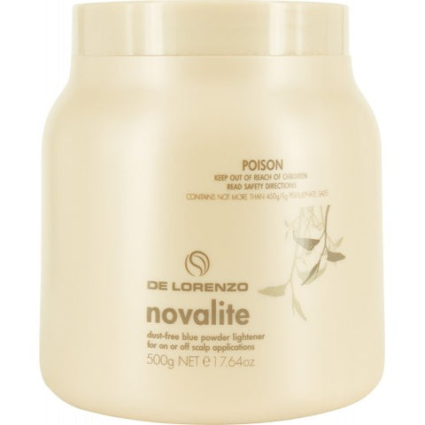 De Lorenzo Novalite Blue Powder Lightener 500 gm
