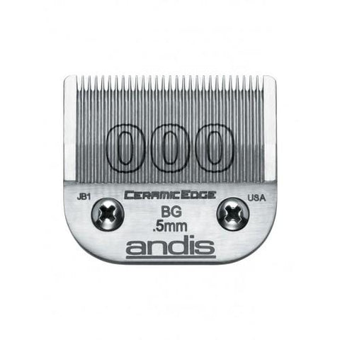 Andis Ceramic Edge Size 000 #.5mm