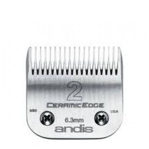 Andis Ceramic Edge Size 2 #6.3mm