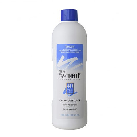 Fascinelle Cream Developer 40 Vol 1 Litre