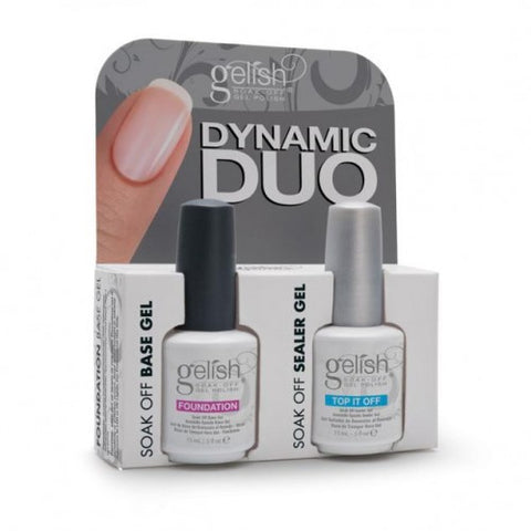 Gelish Dynamic Duo 2 x 15 ml