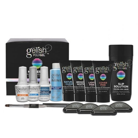 Gelish PolyGEL Master Kit (up to 200 applications)