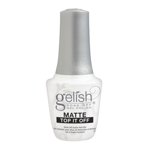 Gelish Pro Matte Top It Off 15 ml