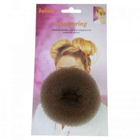 Hi Lift Upstyle Hair Donut Brown Medium 8cm HD02