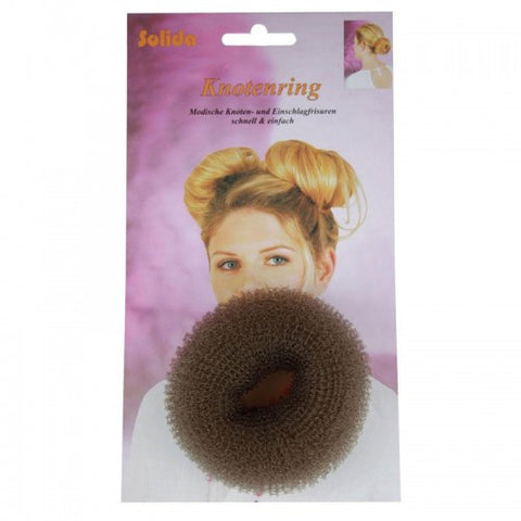 Hi Lift Upstyle Hair Donut Brown Small 6cm HD01