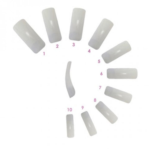 HM Nail Tips Ultra 100 Pack