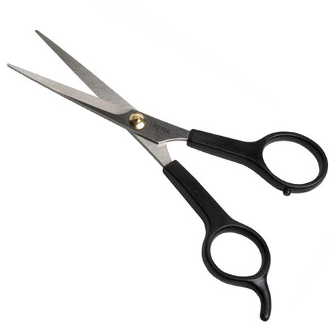 Iceman Salon Pro Black Handle 5.5 inch Scissor
