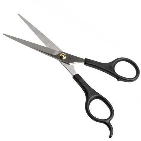 Iceman Salon Pro Black Handle 6 inch Scissor