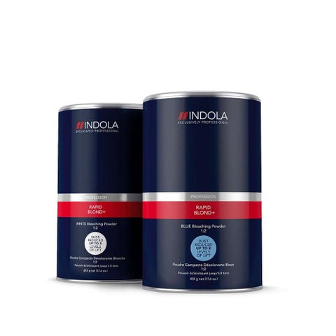 Indola Profession Rapid Blond+ Blue Bleaching Powder 450 gm