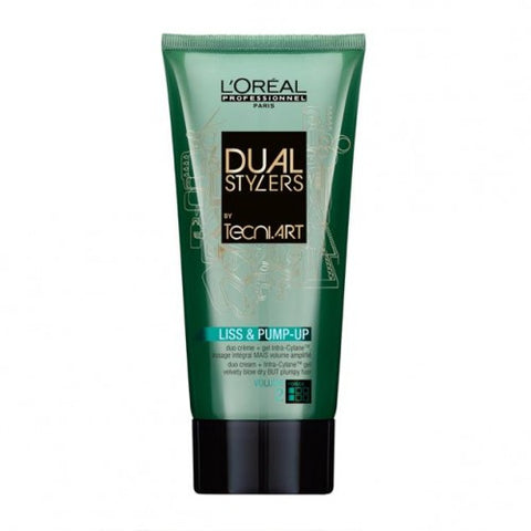 L'Oreal Dual Stylers No.2 Liss and Pump Up 150 ml