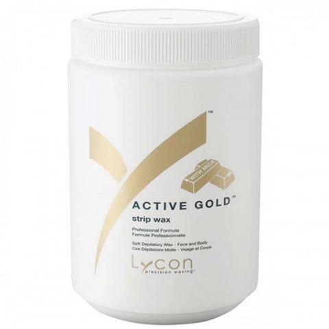 Lycon Active Gold Strip Wax 800 ml