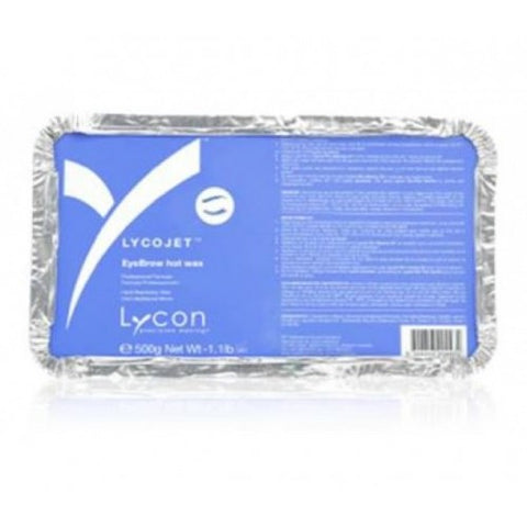 Lycon Lycojet Eyebrow Hot Wax 500 gm