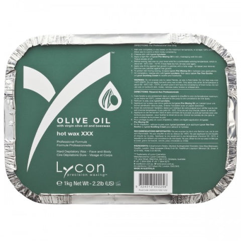 Lycon Olive Oil Hot Wax 1 kg