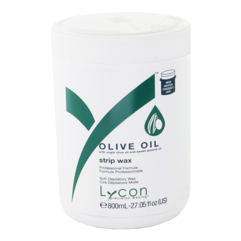 Lycon Olive Oil Strip Wax 800 ml