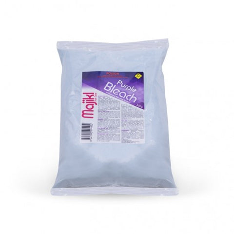 Majikl Bleach Purple Low Ammonia 500 gm