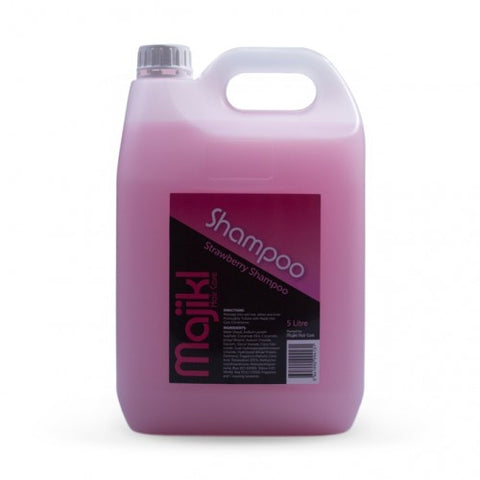 Majikl Strawberry Shampoo 5 Litre