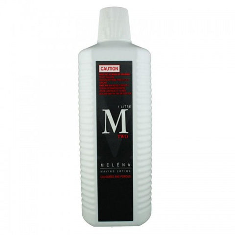 Melena Waving Lotion Coloured and Porous Two 1 Litre