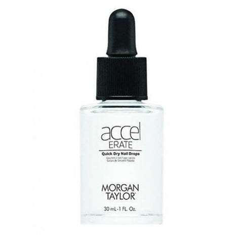 Morgan Taylor Accel-erate Quick Dry Nail Drops 30ml