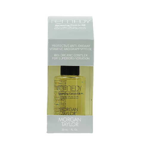 Morgan Taylor Remedy Renewing Cuticle Oil 30ml