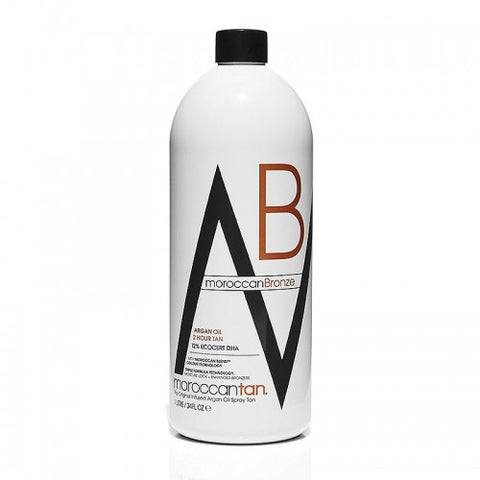 Moroccan Tan Bronze 2 Hour Tan 12% 1 Litre