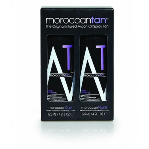 Moroccan Tan Exotic Samples 2 x 125ml
