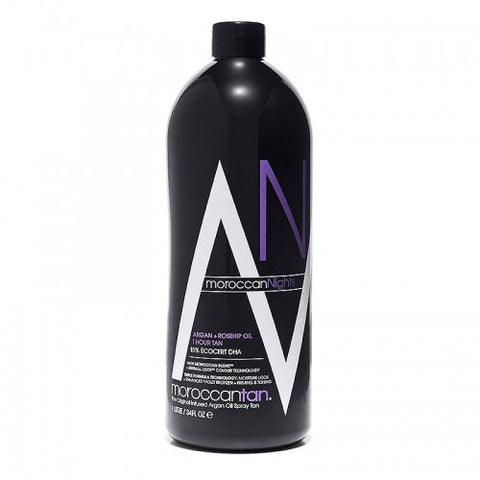 Moroccan Tan Nights 1 Hour Tan 15% 1 Litre