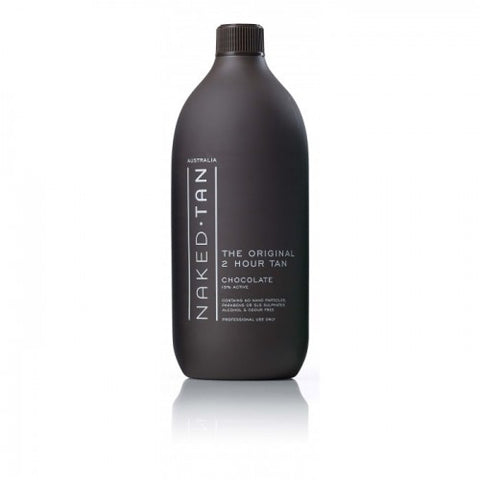 Naked Tan 2 Hour Chocolate 15% 1 Litre