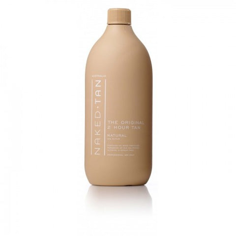 Naked Tan 2 Hour Natural 8% 1 Litre