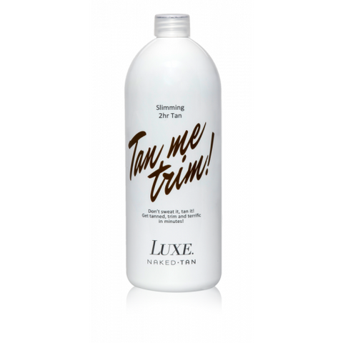 Naked Tan Luxe Tan Me Trim 2 Hour 1 Litre