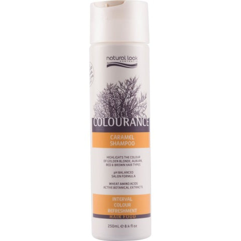 Natural Look Colourance Caramel Shampoo 250 ml