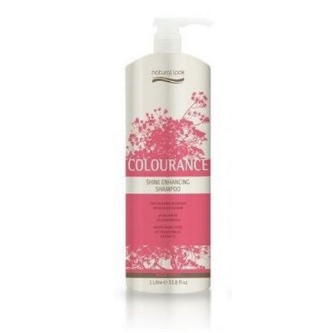 Natural Look Colourance Shine Enhancing Shampoo 1 Litre