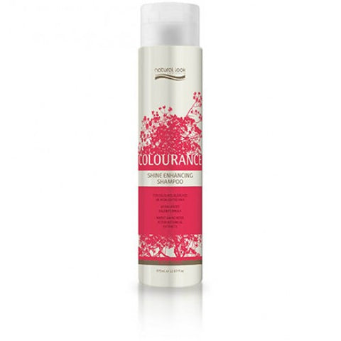 Natural Look Colourance Shine Enhancing Shampoo 375 ml