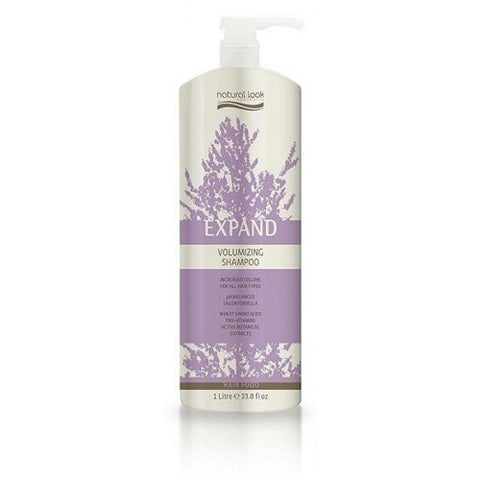 Natural Look Expand Volumising Shampoo 1 Litre