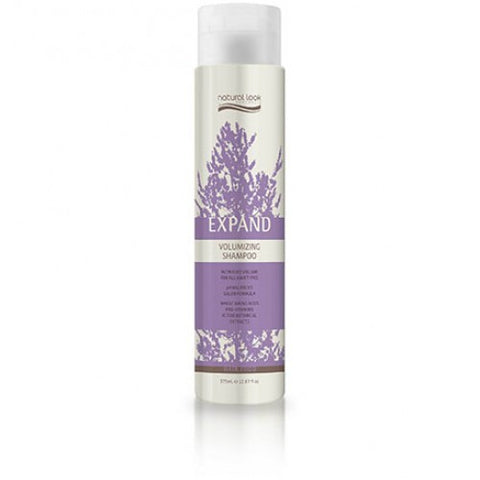 Natural Look Expand Volumizing Shampoo 375 ml