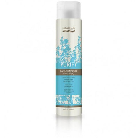 Natural Look Purify Anti Dandruff Shampoo 375 ml
