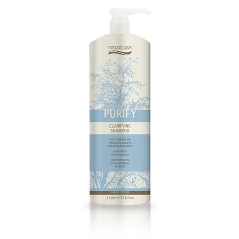 Natural Look Purify Clarifying Shampoo 1 Litre