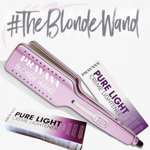 Pravana The Blonde Wand Kit