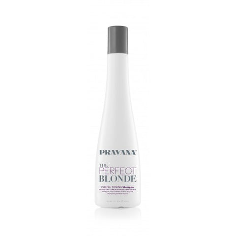 Pravana The Perfect Blonde Purple Toning Shampoo 300 ml