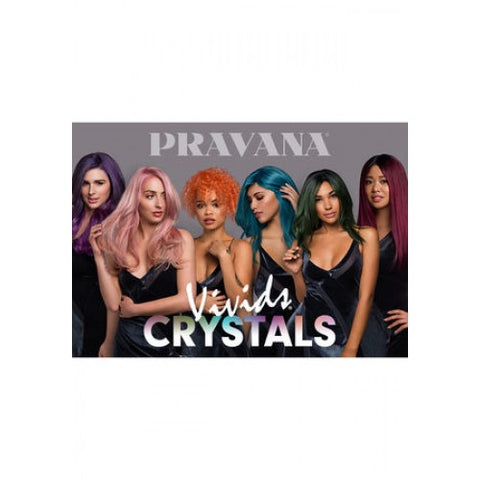 Pravana Vivids CRYSTALS Color Swatch Ring