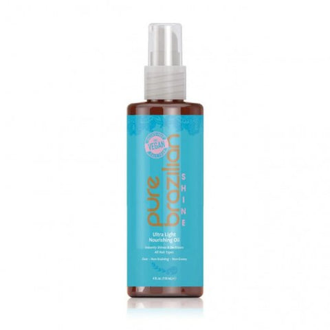 Pure Brazilian Shine Ultra Light Nourishing Oil 118 ml