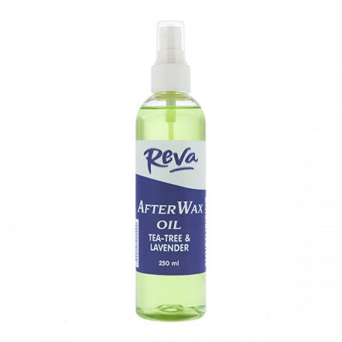 Reva After Wax Oil Tea Tree and Lavender GREEN 250 ml