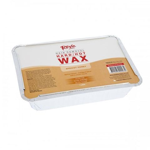 Reva Apricot Honey Hard Wax 1 kg