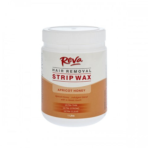 Reva Apricot Honey Strip Wax 1 kg