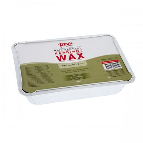 Reva Olive Oil Hard Wax 1 kg